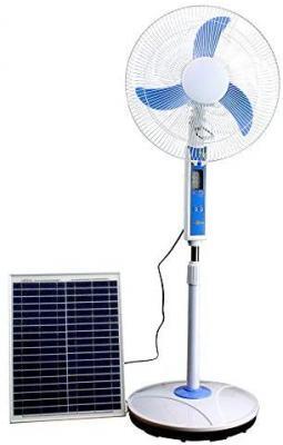 Solar Fan (Pedestal)